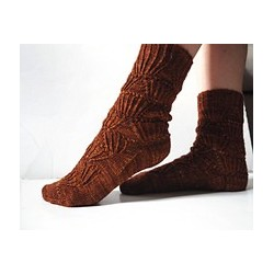 "La suggestion de Candy Wool ""CANNELLE SOCKS"""